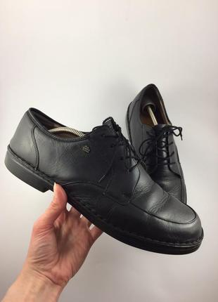 Finn comfort germany кожаные туфли