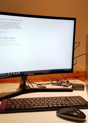 Cистемный блок ПК HP Compaq 6200 pro супер рабочий