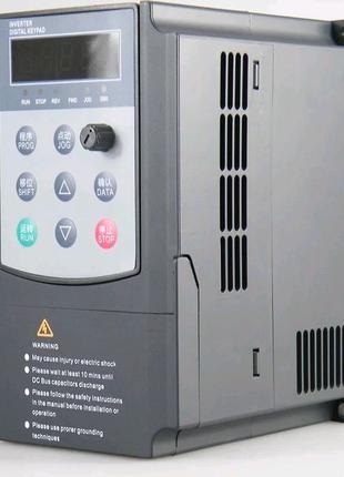 YINGSHIDA  частотный преобразователь 2,2Квт 220В инвертор
