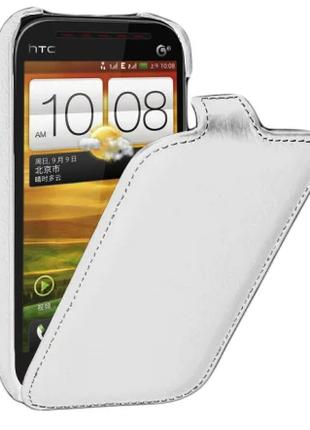 Чехол Vetti Craft Flip HTC Desire 500 Normal Series White