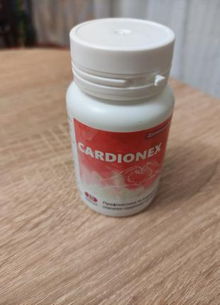 Cardionex - капсулы от гипертонии