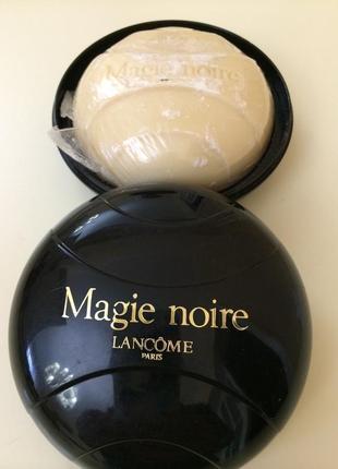 Lancome magie noire, мыло винтажное
