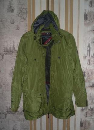 Демисезонная (осенняя/весенняя) куртка парка