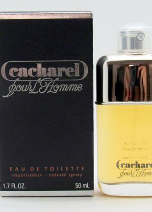 Cacharel Pour Homme Оригинал EDP  3 мл Затест_винтаж