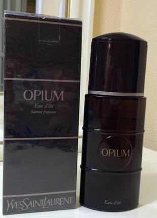 Yves saint laurent opium, 100 мл