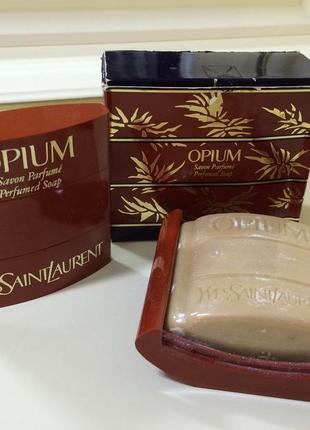 Мыло yves saint laurent opium