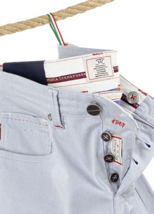Лёгкие летние брюки - чиносы tramarossa italy (30) оригинал