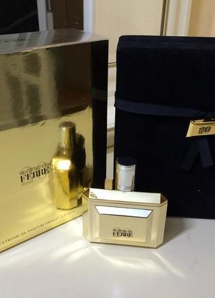 Духи винтажные gianfranco ferre 20 for woman, 100 мл