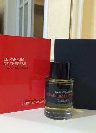 Духи frederic malle le parfum de therese, пв 100 мл
