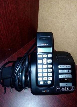 Радио Телефон с АОН и автооветчиком трубка на аккум мини пальч...