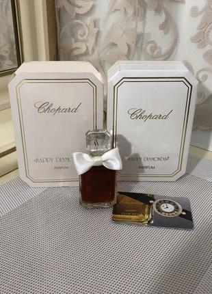 Духи винтажные chopard happy diamonds, 30 мл