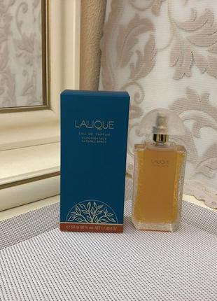Духи винтажные lalique lalique, пв 50 мл