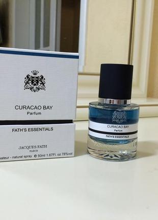 Духи jacques fath essentials curacao bay, 50 мл