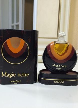 Духи винтажные lancome magie noire, 15 мл