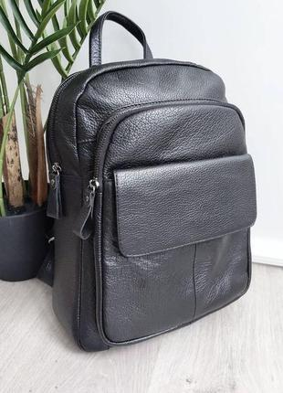 Женский кожаный рюкзак