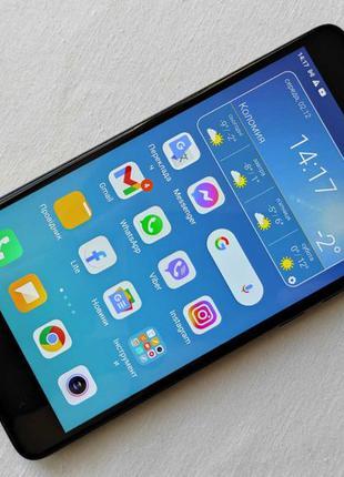 Смартфон Xiaomi Redmi Note 4x 3/32GB Black Б/у   + ПОДАРУНОК!!!