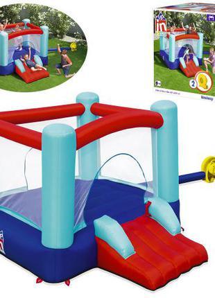 Детский надувной игровой центр-батут Bestway 53310