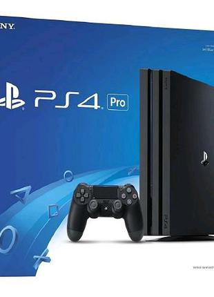 Playstation 4 Pro 500 Gb ( Sony PS 4) Сони Плейстейшн 4