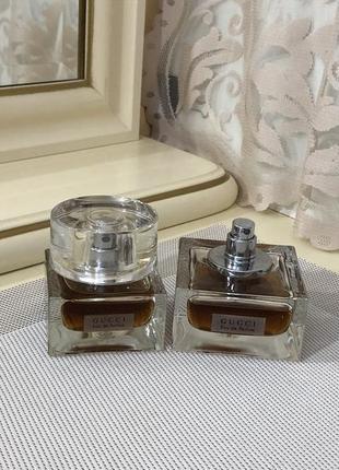 Духи винтажные gucci eau de parfum, 60 мл.
