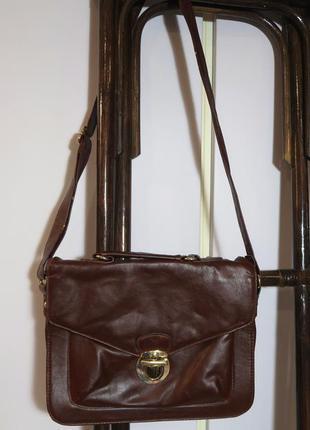 Удобная сумка c длинными ручками