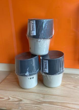 Чашка для кофе икея IKEA термос термокружка термочашка