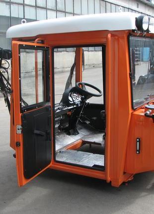 Кабина трактора К-700,701 Кировец