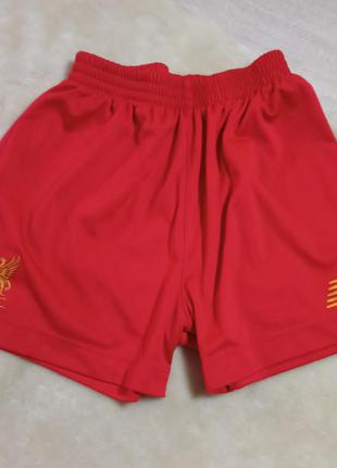 Шорты для мальчика 6-7 лет. спортивные шорты. ливерпуль шорты ...