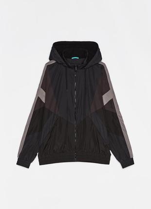 Куртка з підкладкою з флісу bershka