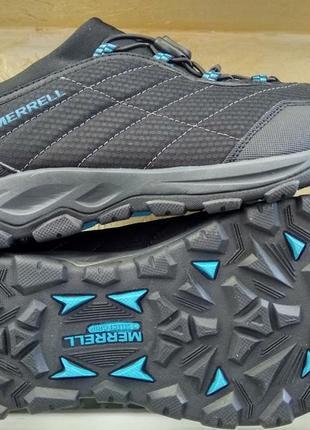 Зимние водонепроницаемые трекинговые ботинки кроссовки merrell...