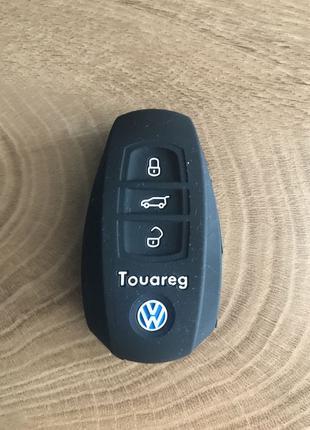 Чехол для ключа Volkswagen Touareg VW