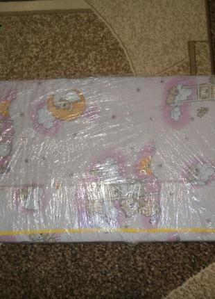 Детский матрас в кроватку кокосовый 5 - слойный, кокосовый матрас