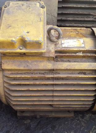 Электродвигатель 12,5кВт. 680об. мин. 4АМС160М8