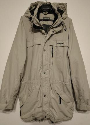 Xl xxl 52 54 сост нов unique куртка-ветровка мужская бежевая п...