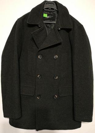 M l 48 50 сост нов f&f пальто мужское коричневое осень весна zxc