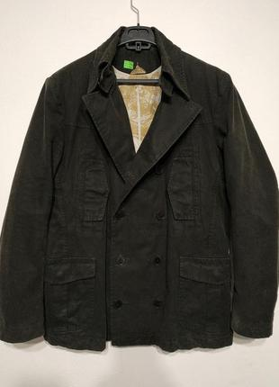 M l 48 50 сост нов drykorn брутальная куртка пальто тренч...