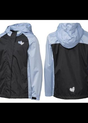 Куртка, ветровка, дождевик crivit для девочки