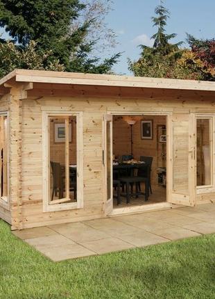 Каркасное строительство деревянных домов. Сауна, баня, беседка