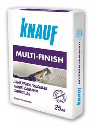 KNAUF Мульти-финиш (25 кг) Шпаклёвка