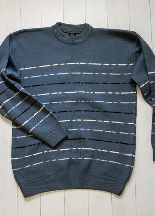 Мужской свитер, осенний,зимний, демисезонный
