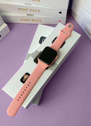 Умные смарт часы Smart watch 6 series 44мм Т500+ Plus