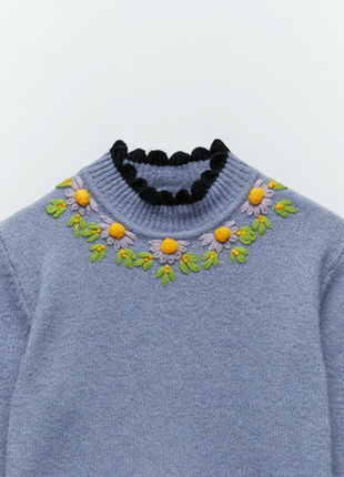 Очень красивый свитерок zara