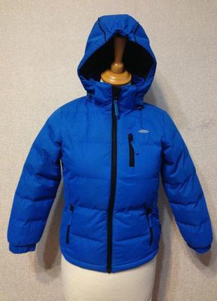 Куртка зимняя trespass,5-8 лет,рост 110-128