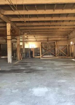 Отдельно стоящее производственно-складское здание