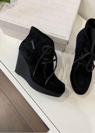 Ботинки ботильоны Calvin Klein
