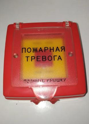 Кнопки пожарной сигнализации ESMI / MTX 8357 и ESMI 1740 1661 XT