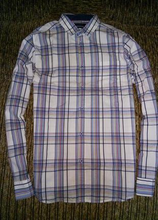 Рубашка в клетку top secret