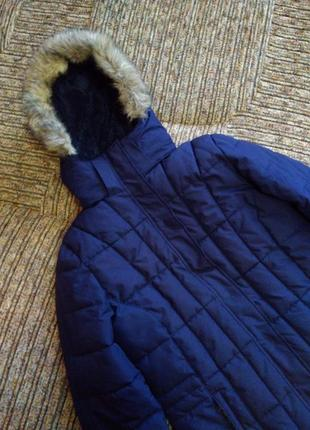 Длинная куртка, пуховик, пальто peter storm