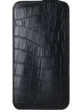 Чехол Vetti Craft Flip Lenovo S930 Normal S crocodile black