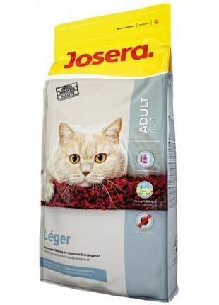 Josera Léger - корм для кастрированных/стерилизованных котов 1...