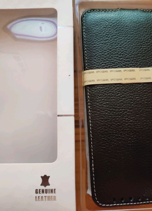 Чехол Vetti Craft Flip Lenovo S930 Normal S  black